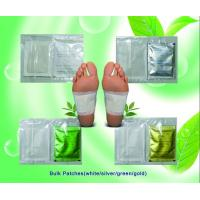 Natural Herbal Bamboo Vinegar Healthy Foot Detoxification Patches for Remove toxin Manufactures