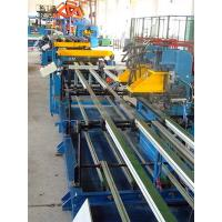 U-bending Freezer / Refrigerator Assembly Line Automatic Roll Forming Lines Manufactures