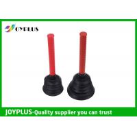 JOYPLUS Bathroom Cleaning Accessories Rubber Toilet Plunger OEM / ODM Available Manufactures