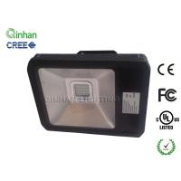 IP65 High brightness 120W, 100 - 240V AC High Power LED Floodlights with 3 Years Warranty Manufactures