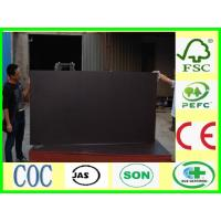 phenolic film faced plywood Manufactures