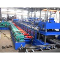 Quality Freeway Guardrail Roll Forming Machine Used for USA Market Implement American Standards for sale