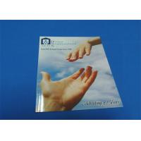 4 Color  Printing Saddle Stitched Book Manufactures