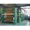 Gas Direct Heating Textile Stenter Machine , Durable Hot Air Stenter Machine Manufactures