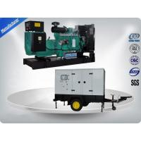 Brand new! Trailer Mounted 30 kw/ 37.5kva generator price with USA Cummins engine Manufactures