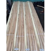 China Sap Gum Veneer, Red Gum Veneer, Satin Walnut Natural Wood Veneers on sale