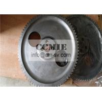 Quality Construction Machinery Camshaft Drive Gear with Stainless Steel Metal Material for sale