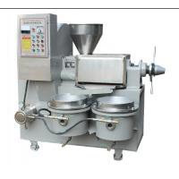 Semi Automatic Edible Oil Production Line Sesame Seed Oil / Palm Oil Processing Machine Manufactures