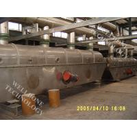 Steam Heating Fluidized Bed Equipment , Fluidized Bed Granulator Machine Manufactures