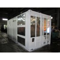 Outdoor 40Kw Water Cooled Diesel Generators Containerized Type Manufactures