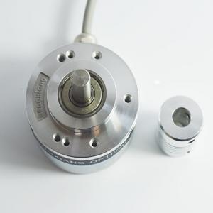 DC5-30V Incremental Optical Encoder S50 Coulping Encoder 8mm Soild Shaft HTL