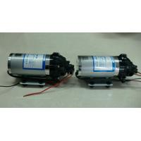 China Micro High Pressure Diaphragm Pumps , Corrosion Resistance 12V / 24VDC Water Pump on sale