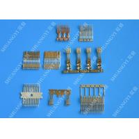 Buy cheap Low Breaking Capacity Wire Crimp Terminals , Electrical PCB Automotive Fuse Box Terminals from wholesalers