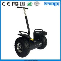 Big Off Road Wheel Self Balancing Scooter With Brushless Motor Manufactures