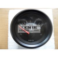 SD22 SD32 Water Temperature Gauge Bulldozer Parts Industrial Mechanical 0 - 120 Degree Manufactures