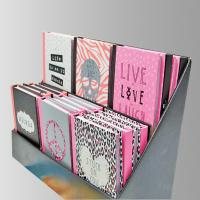 Quality Custom Leather Softcover Notebook Printing Services / Customized Calendar Printing for sale