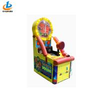 Buy cheap Shooting The Target Boxer Hercules Punch Boxing Boxer Fighting Game Machine from wholesalers