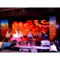 Full Color Stage LED Display Video Screen for Commercial Adveritising P4 Outdoor Manufactures