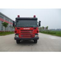 G131-9 Gearbox Reversible Cab Emergency Rescue Vehicle 8960×2475×3400mm Manufactures