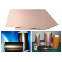 Quality Single Side / Double Sided Copper Clad Board 0.3oz - 3oz Copper Thickness for sale
