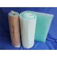 Buy cheap 50mm Thickness Industrial Fiberglass Air Filters With Gradual Density from wholesalers
