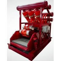Hunter series Solids control mud cleaner used in drilling fluids system Manufactures