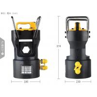 China Hydraulic Crimping Tool Double Acting 100 Ton Motorized Hydraulic Compressor on sale