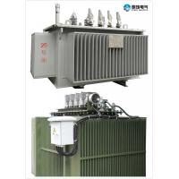 Safety Low Noise Power Transformer 6.6 KV - 200 KVA High Quality Material Manufactures