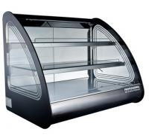 50℃-100℃  Black Mirror Hot Display Showcase Manufactures