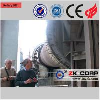 Cement Making Machinery Cement Production Line Rotary Kiln for Sale Manufactures