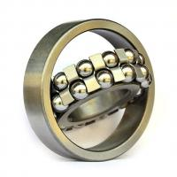 Buy cheap 1215 NSK Self Aligning Ball Bearing 75x130x25mm Bearing Steel ISO9001 2008 from wholesalers