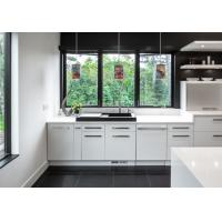 Affordable Luxury mdf Wood Pantry Lacquer Kitchen Modern Designs Kitchen Cabinets Manufactures