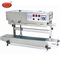 Quality FR-900V Vertical Continuous Band Sealer with Solid-Ink Coding for sale