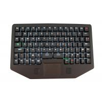 China 91 Keys IP68 Plastic Backlit Optical Axis Mechanical Keyboard with Touchpad on sale