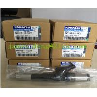 Common Rail Injector Assy 095000-1211 1210 1212 Injector Assy 6156-11-3300 KOMAT'SU Manufactures