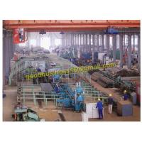 steel pipe MAKING machine./ tube mill line Manufactures