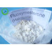 Halotestin Anabolic Androgenic Steroids , Pharmaceutical Raw Materials Fluoxymesterone 76-43-7 Manufactures