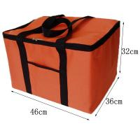 Childrens Lunch Insulated Food Bags , Nylon Cooler Bag For Hiking Manufactures