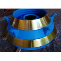 Smooth Surface Cone Crusher Spare Parts Mn18cr2 Concave And Mantle Manufactures