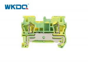 JST 2.5-PE Spring Clamp Connector Vibration Resistant , Cage Clamp Terminal Flame Retarding Nylon Manufactures
