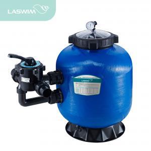 China Side mount fiberglass sand filter on sale