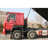 Sinotruk Howo7 30M3 Front Lifting Heavy Duty Dump Truck 8 X 4 12 Wheels Manufactures