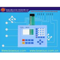 LED Flexible PCB Keypad And Membrane Keyboard Switch With Metal Dome Manufactures