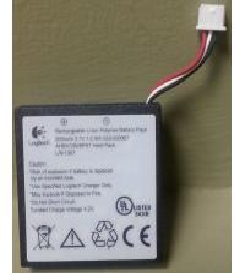Logitech H800 Headset Battery 993-000565 CP-MX800 Manufactures