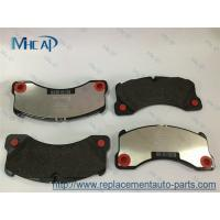 95835193910 Car Brake Pads Repair Front Disc Brake Pads with 4 Pcs Manufactures
