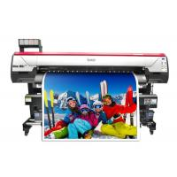 China Locor Large Format Textile Fabric T-shirt Plotter Machine 5113 Head Sublimation Printer on sale
