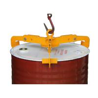 Quality 500Kg Loading Drum Handling Tool , Forklift Drum Handler for sale