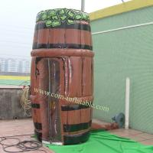 Inflatable barrel model carton Manufactures