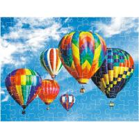 Cute animal 0.6mm PET 3D Lenticular Jigsaw Puzzles For Kid / 3d Puzzles Game Manufactures