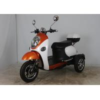 Buy cheap Max 28km/H Electric Mobility Scooter 175*700*110cm Red Black Lead Acid Battery from wholesalers